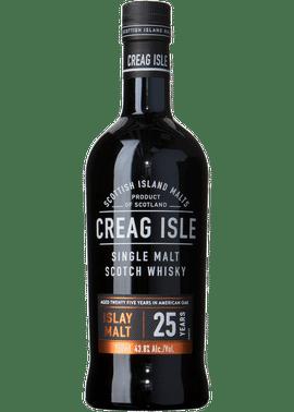 Creag Isle 25Yr Islay Single Malt