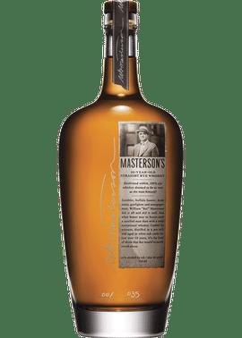 Masterson's Rye Whiskey 10 Year