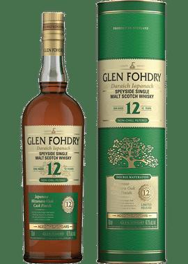 Glen Fohdry 12yr Mizunara Oak Cask Speyside Single Malt
