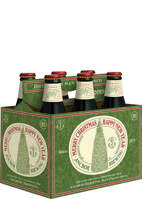 2020 Anchor Merry Christmas Ale Anchor Christmas Ale | Total Wine & More