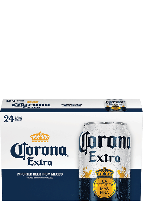 corona familiar 24 oz can