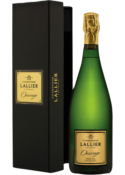 Champagne Lallier Ouvrage