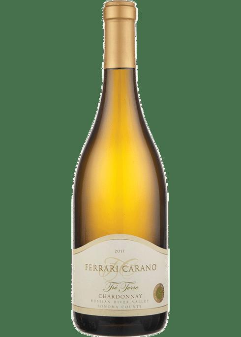 Ferrari Carano Chardonnay Tre Terre Russian River Valley Total Wine More