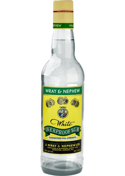 Wray Nephew White Rum Total Wine More