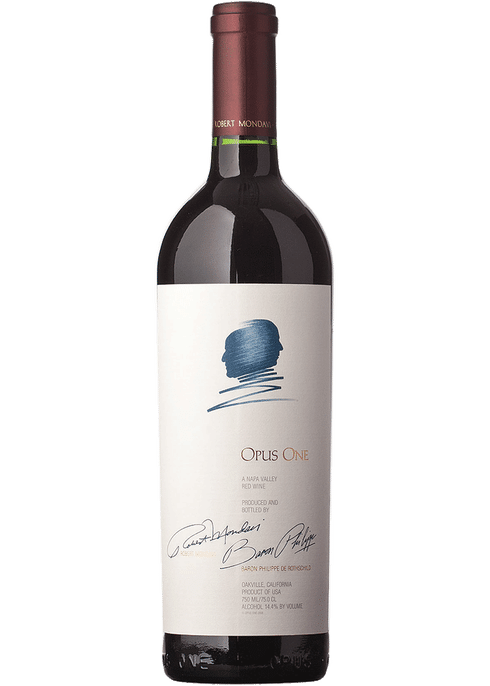 Opus One Total Wine More