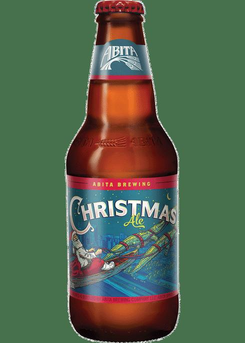 Christmas Ale.Abita Christmas Ale