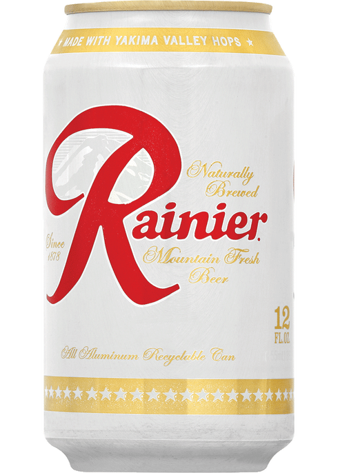 Rainier Lager | Total Wine & More