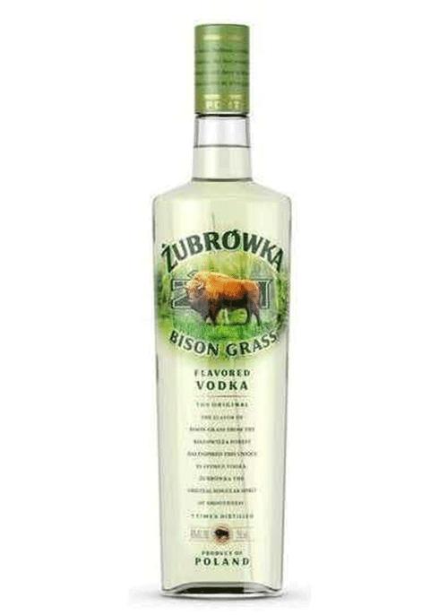 Zubrowka Bison Grass Vodka | Total Wine & More
