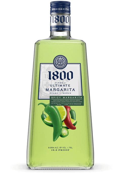1800 Ultimate Jalapeno Lime Margarita