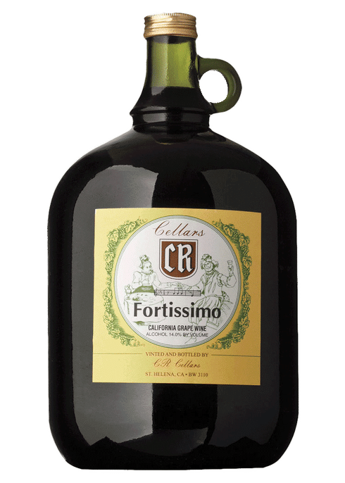 Image result for Fortissimo wine