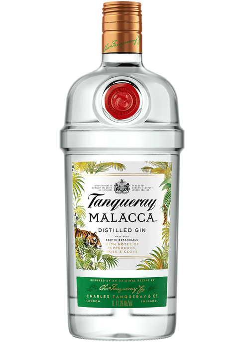 tanqueray malacca 2018