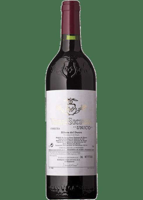 Vega Sicilia Unico Total Wine More