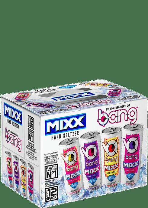 Bang Mixx Hard Seltzer Total Wine More