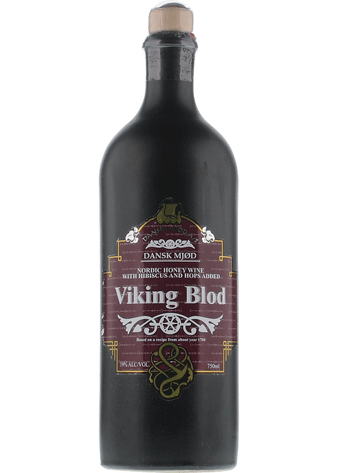 Dansk Mjod Viking Blod Mead Total