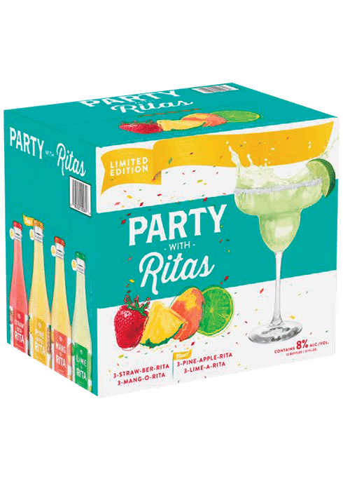 Bud Light Lime Party With The Ritas