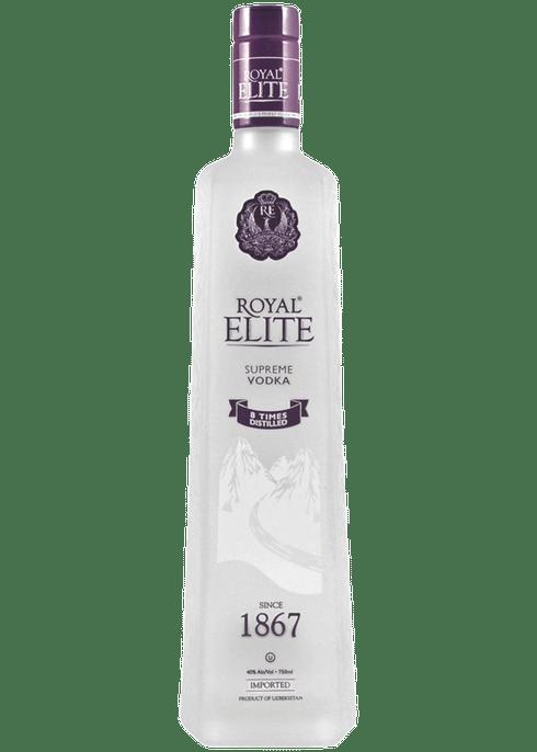 Royal Elite Supreme Vodka   Total Wine & More