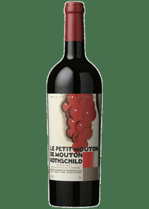 chateau le petit mouton pauillac total wine more. Black Bedroom Furniture Sets. Home Design Ideas