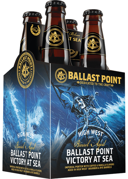 Ballast Point Victory At Sea High West Barrel Aged | Total Wine & More