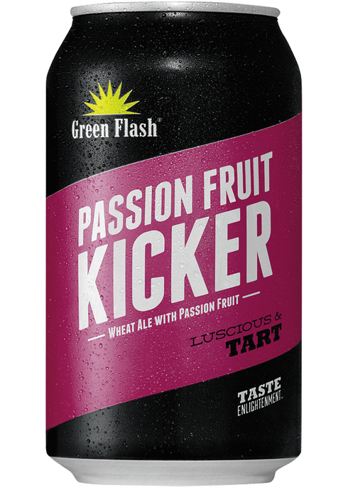 05ae38d7f11 Green Flash Passion Fruit Kicker