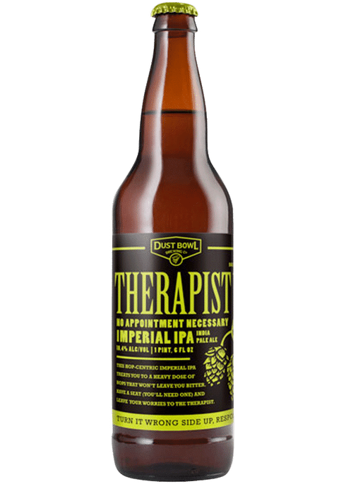 Dust Bowl Therapist Imperial IPA | Total Wine & More
