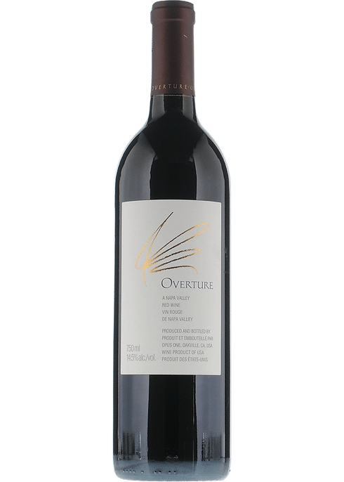 Overture Red Blend By Opus One Total Wine More