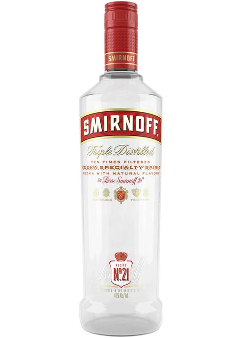 NEW IN STOCK Smirnoff Vodka Long Drink Glass