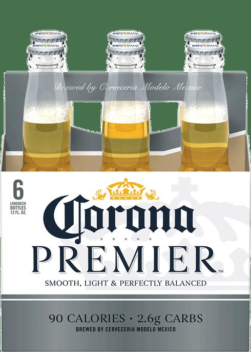 corona light or premier