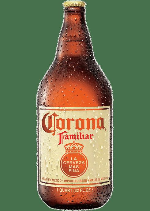 corona familiar caguama alcohol percentage