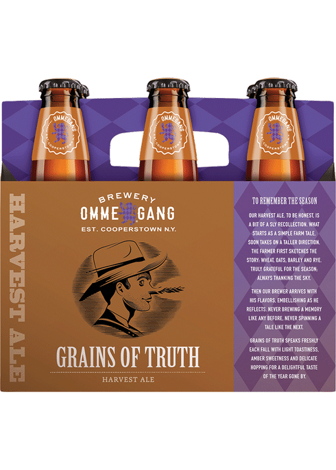 Ommegang Grains Of Truth