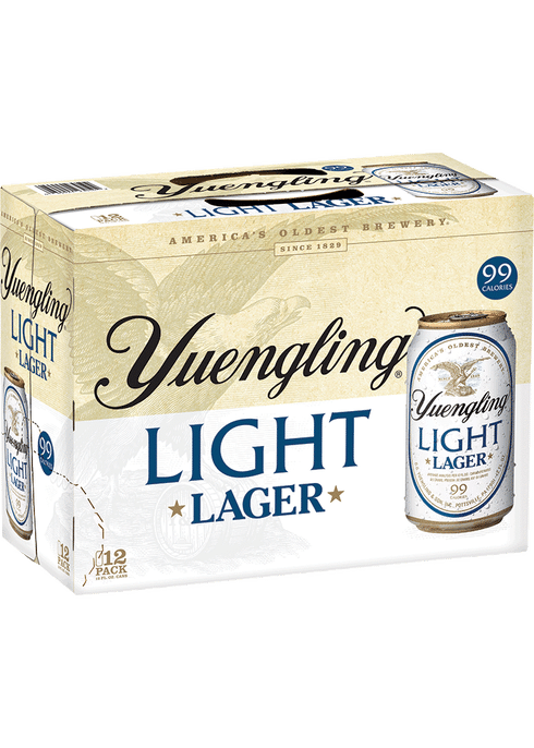 Yuengling Light Lager Total Wine More