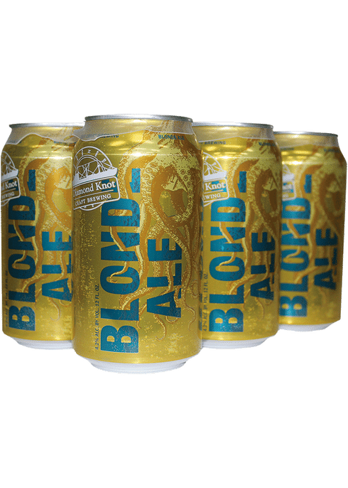 Diamond Knot Blonde Ale