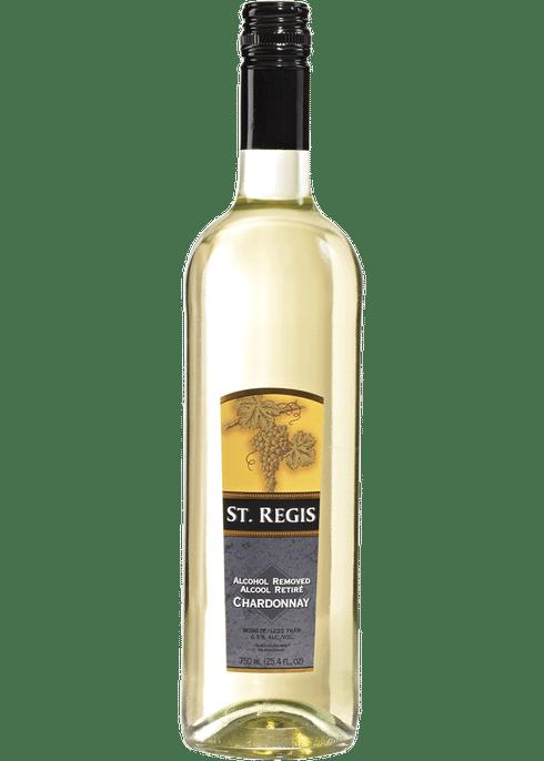St Regis Reserve Non-Alcoholic Chardonnay