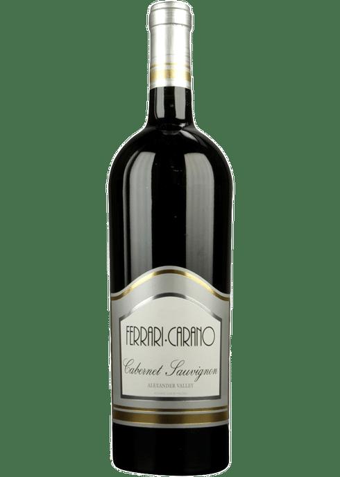 Ferrari Carano Cabernet Total Wine More