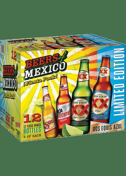 Cervezas De Mexico Variety Pk Total Wine More