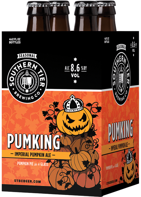 Lot Of 12 Southern Tier PUMKING Imperial Ale Beer Coasters NEW