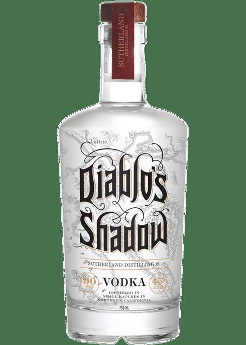 Diablo's Shadow Vodka
