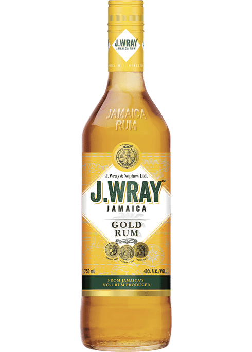 J Wray Gold Jamaican Rum Total Wine More