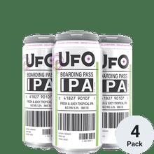 UFO Boarding Pass IPA