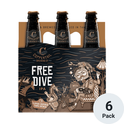 Coppertail Free Dive Ipa Total Wine More