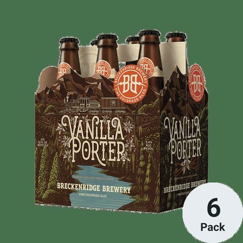 Breckenridge Vanilla Porter 6pk-12oz Btls