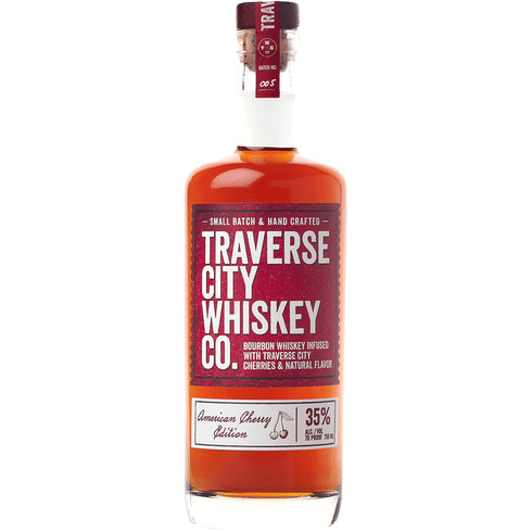 Traverse City Cherry Bourbon 750ml