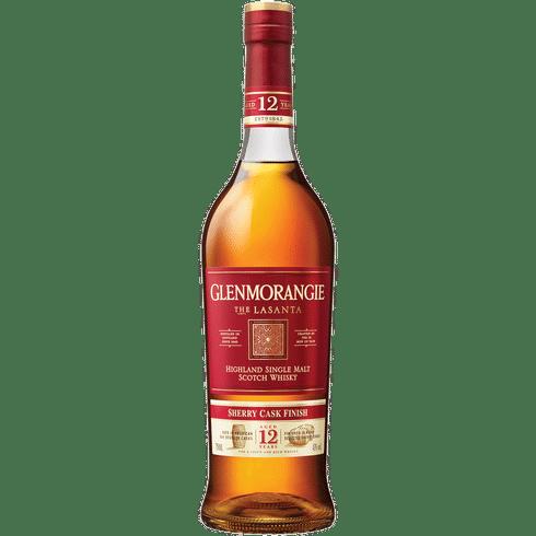 Glenmorangie Lasanta 12 Year 750ml