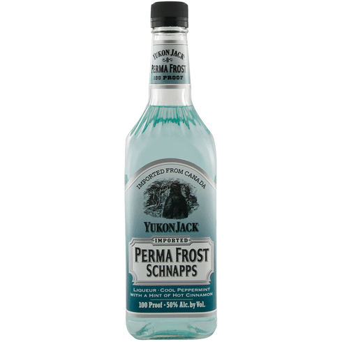 Yukon Jack Perma Frost Schnapps Total Wine More