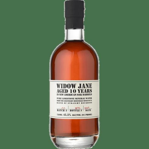 Widow Jane Straight Bourbon Whiskey 10 Yr 750ml