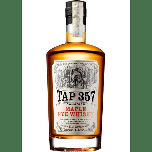 Tap 357 Maple Rye Whisky 750ml