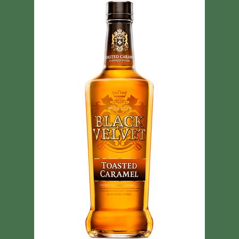 Black Velvet Toasted Caramel | Total Wine & More