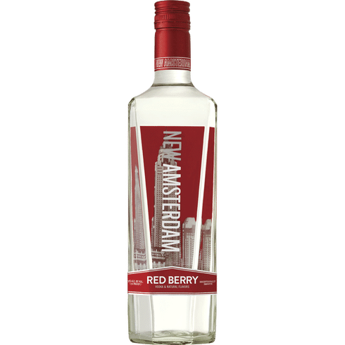 New Amsterdam Red Berry Vodka Total Wine More