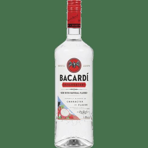 Bacardi Dragon Berry Flavored Rum Total Wine More