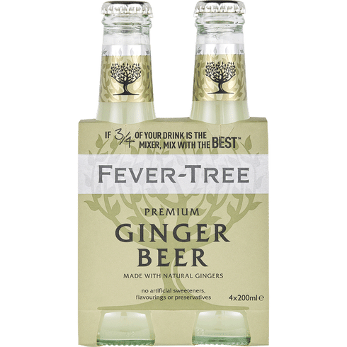 Fever Tree Ginger Beer Pack
