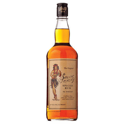 Sailor Jerry Spiced Rum | Total Wine & More